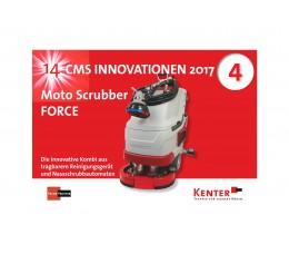 Moto Scrubber FORCE